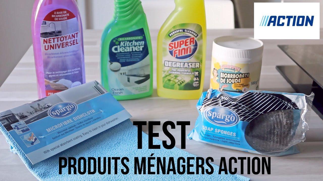 produits menagers action sont ils efficaces test