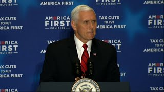 Pence: Safety Of Schools Top Nation Priority