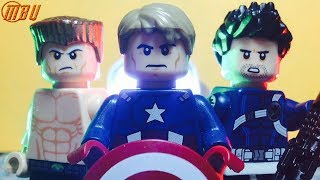 Lego Captain America: Reinstated