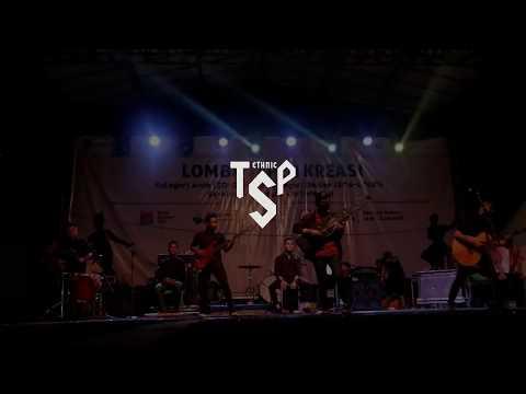 Aku Menyanyi ( Lagu Kutai sape cover ) Tanahulu Side Project Live Tenggarong Fair 2017