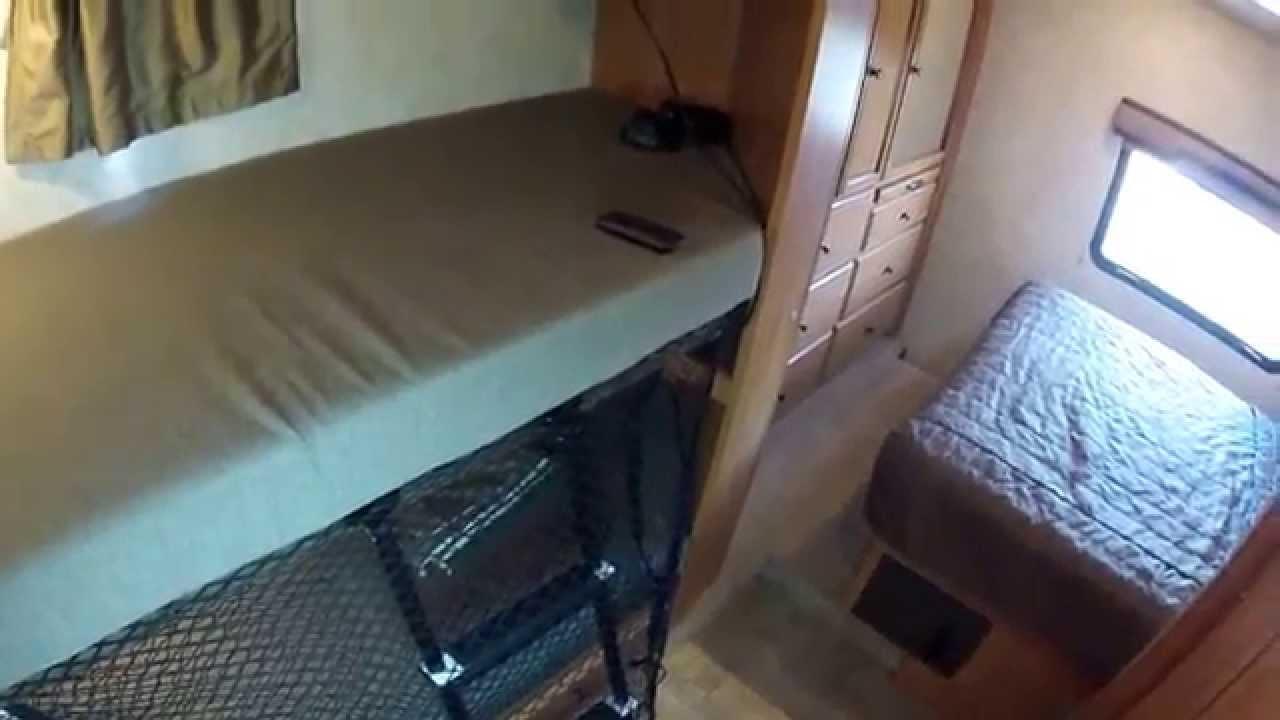 Sleep Configuration Tour 2011 Fleetwood Jamboree Sport 31n Bunk Bed