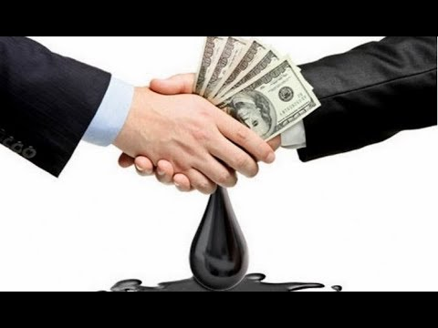 Big Oil, Bribery, Corrupt Politicians and a Silent Media - Climate Change Part 2/3