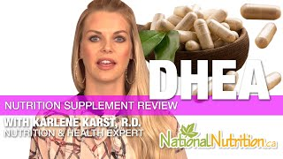 Professional Supplement Review - DHEA