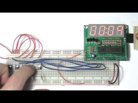 component countdown timer circuit led countdown timer circuit 1fx electronics build 2 fake fx countdown bomb timer youtube
