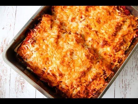 Pulled Pork Enchiladas By One Kitchen