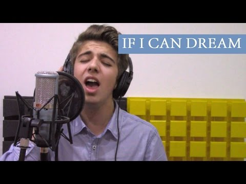 Elvis Presley - If I Can Dream cover by JC Almeida