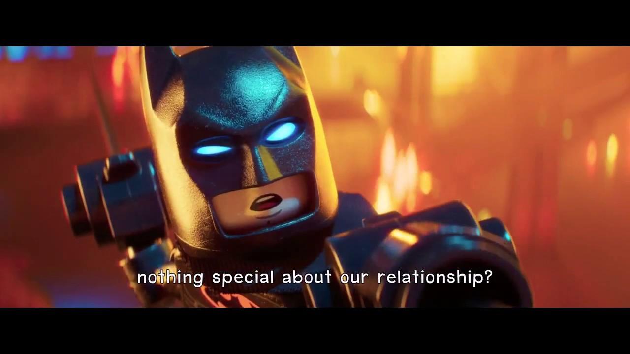 The Lego Batman Movie Who S The Bat Man Lyrics Youtube