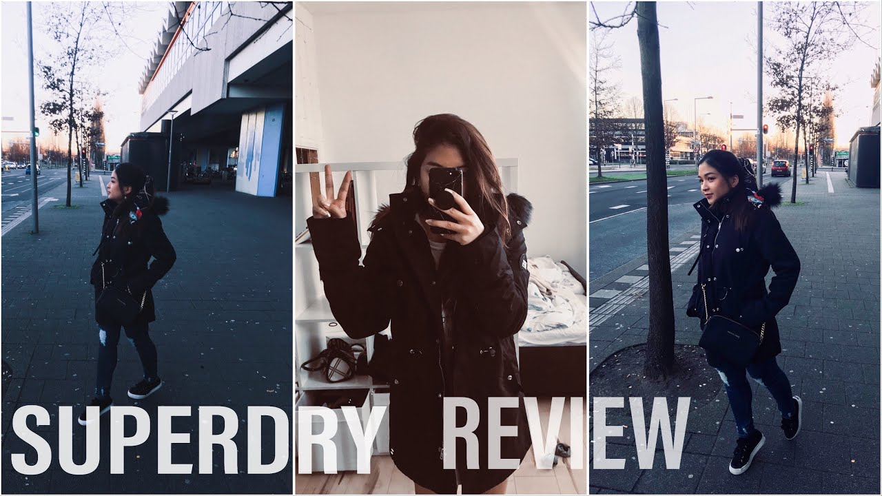 latest selection of 2019 popular style super quality Superdry winter jacket review
