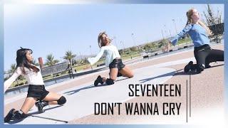 Video [HEXIA] Seventeen (세븐틴) - Don't Wanna Cry (울고 싶지 않아) Dance Cover download MP3, 3GP, MP4, WEBM, AVI, FLV Desember 2017