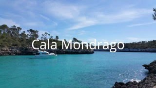 Cala Mondrago - Mallorca