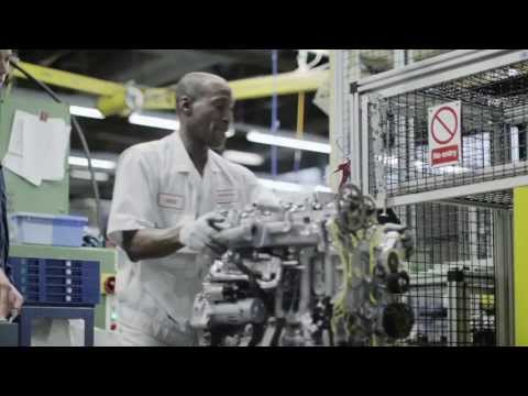 New Honda 1.6 i-DTEC engine on the production line