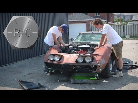 The Cletus Vette Lives! | Reidus and Cletus Ep. 1