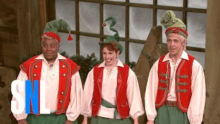 Santa & The Elves - SNL