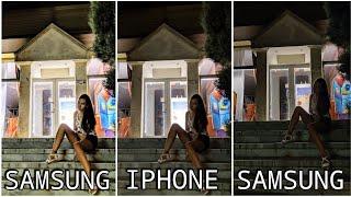 Samsung Galaxy S20 Ultra VS Iphone 11 Pro Max VS Samsung Galaxy Note 10 Plus Camera Test