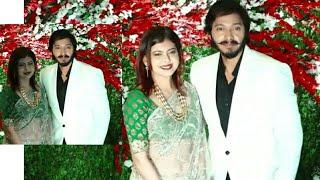 Shreyas Talpade's at Jayantilal Gada's son Aksshay Wedding!!