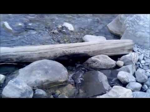 gold prospecting east fork san gabriel river