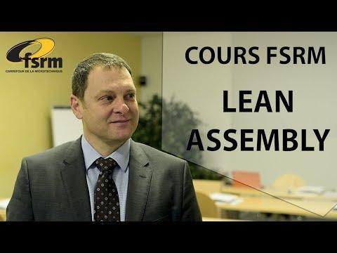 Cours FSRM: LEAN Assembly