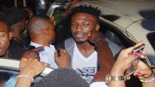 VIDEO: Big Brother Naija 2017 Winner Efe Arrives Lagos, Nigeria