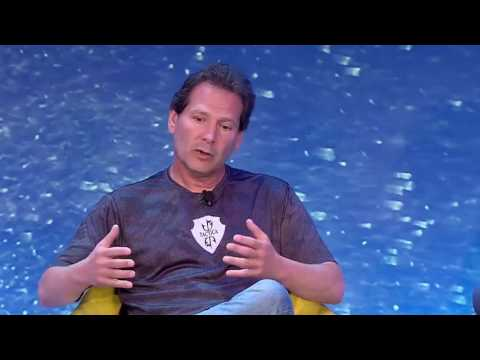 Dan Schulman, President and CEO of PayPal and the Chairman of Symantec Corporation