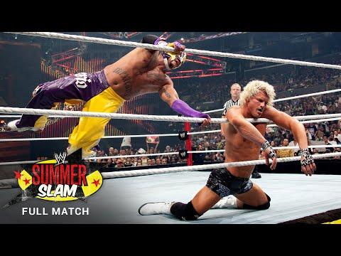 FULL MATCH - Rey Mysterio vs. Dolph Ziggler - Intercontinental Title Match: SummerSlam 2009