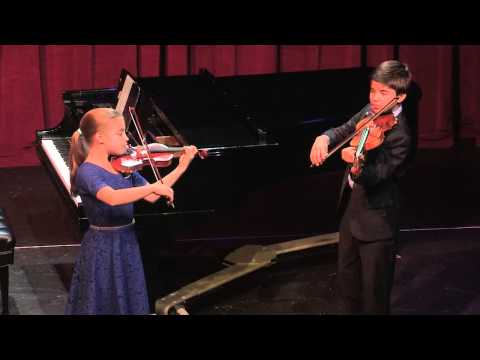 Études-Caprices for Two Violins, Op 18