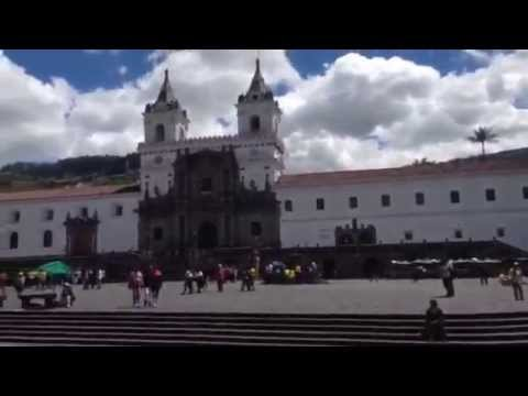Volunteer Abroad Ecuador Quito City Tour with Abroaderview.org