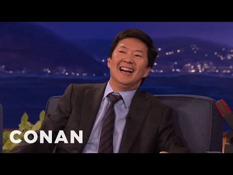"Ken Jeong Wants Mr. Chow To Visit ""Game Of Thrones""  - CONAN on TBS"