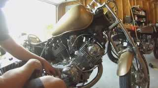 How to remove and reinstall virago carbs