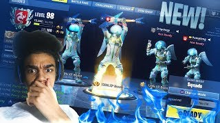 'NOUVEAU' EPIC LEVIATHAN SKIN GAMEPLAY 👀 4 LEVIATHAN SKINS WIN ON FORTNITE BATTLE ROYALE