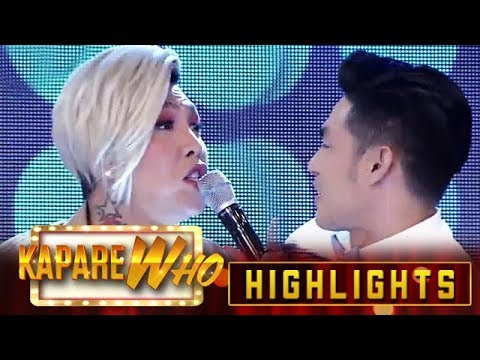 Vice rolls his eyes at what Ion said | It's Showtime KapareWho