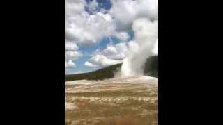 OLD FAITHFUL VIDEO OF IT GOING OFF   PROVIDED BY ASAP ROOF INSPECTIONS    904-346-1266