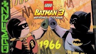 Lego Batman 3: Beyond Gotham - Komiksové dobrodružství