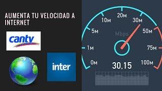 AUMENTA VELOCIDAD DE INTERNET - VALIDO PARA VENEZUELA Y RESTO DEL MUNDO