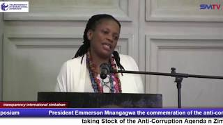 Pres ED Mnangagwa is tired of pple who tell him what he wants to hear about the level of corruption