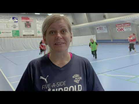 Fed Five-a-side Håndbold - Hvem spiller egentligt?