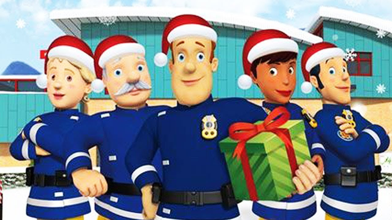 fireman sam us merry christmas special christmas 2017 compilation kids tv shows - Christmas Shows For Kids
