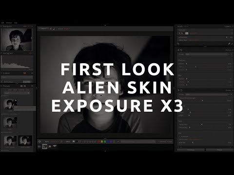 First Look: Alien Skin Exposure X3