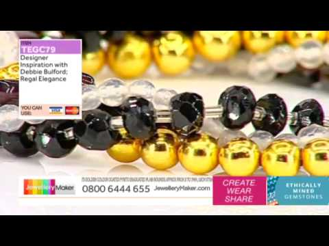 Learn How to Make Chain Maille Jewellery [Tutorial]: Jewellery Maker DI 22/07/14