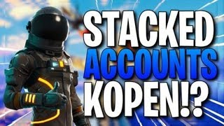 I BOUGHT SICK FORTNITE ACCOUNTS!