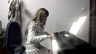 Город которого нет (piano cover) by Dj Fialka