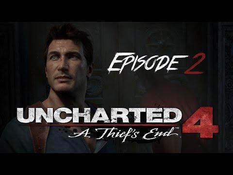 Uncharted 4 - Saint Dismas |  Episode 2