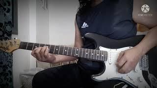 A Rahman Hassan hanya untuk mu  guitar cover solo