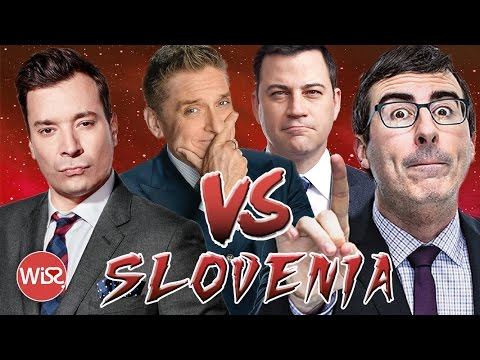 Slovenia vs. TV Shows | 🇸🇮🆚📺 | Part 1