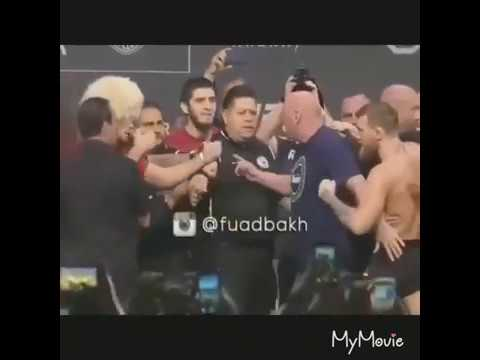 Khabib Nurmagomedov vs. Conor McGregor Subtitle Indonesia