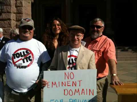 Keep Off Our Land - Defeat BAD Eminent Domain Bill in HOUSE
