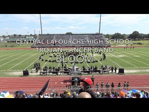 Central Lafourche High School...Bloom...10-1-2016