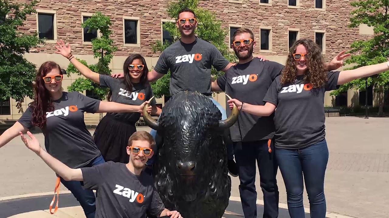 Boulder Innovation Stories - Zayo Group