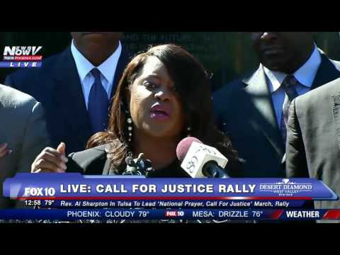 FNN: Call for Justice Rally in Tulsa Feat. REV. AL SHARPTON