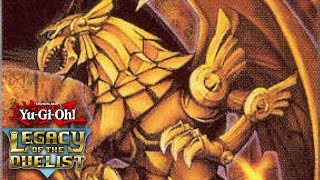Yu-Gi-Oh! Legacy of the Duelist Online Duels : Egyptian Gods v.s. Nordic Gods!