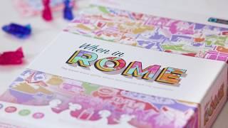 Trailer: When in Rome –Voice Originals (2018)
